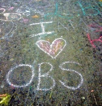 OS-I love obs in chalk